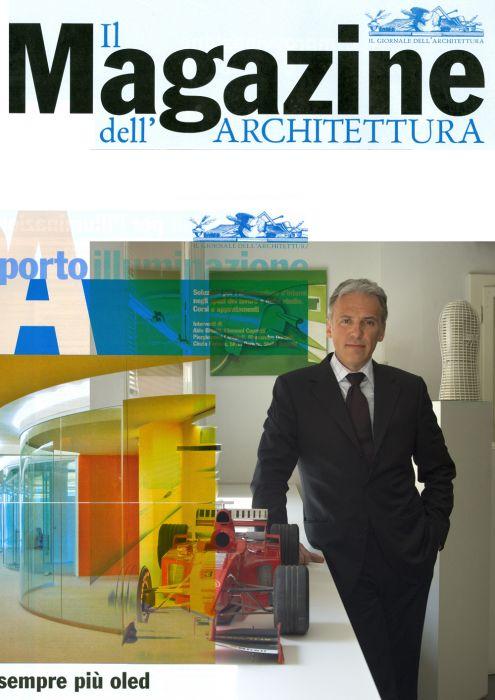 il magazine dell 39 architettura iosa ghini associati